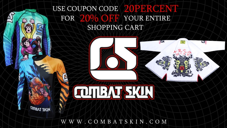 Combat Skin Graphic for 20 Percent Off 02