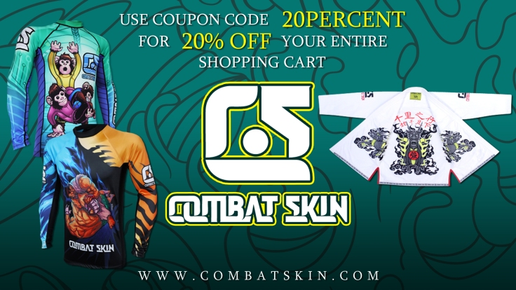 Combat Skin Graphic for 20 Percent Off 03