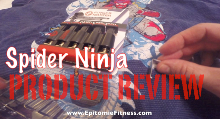spiderninja review
